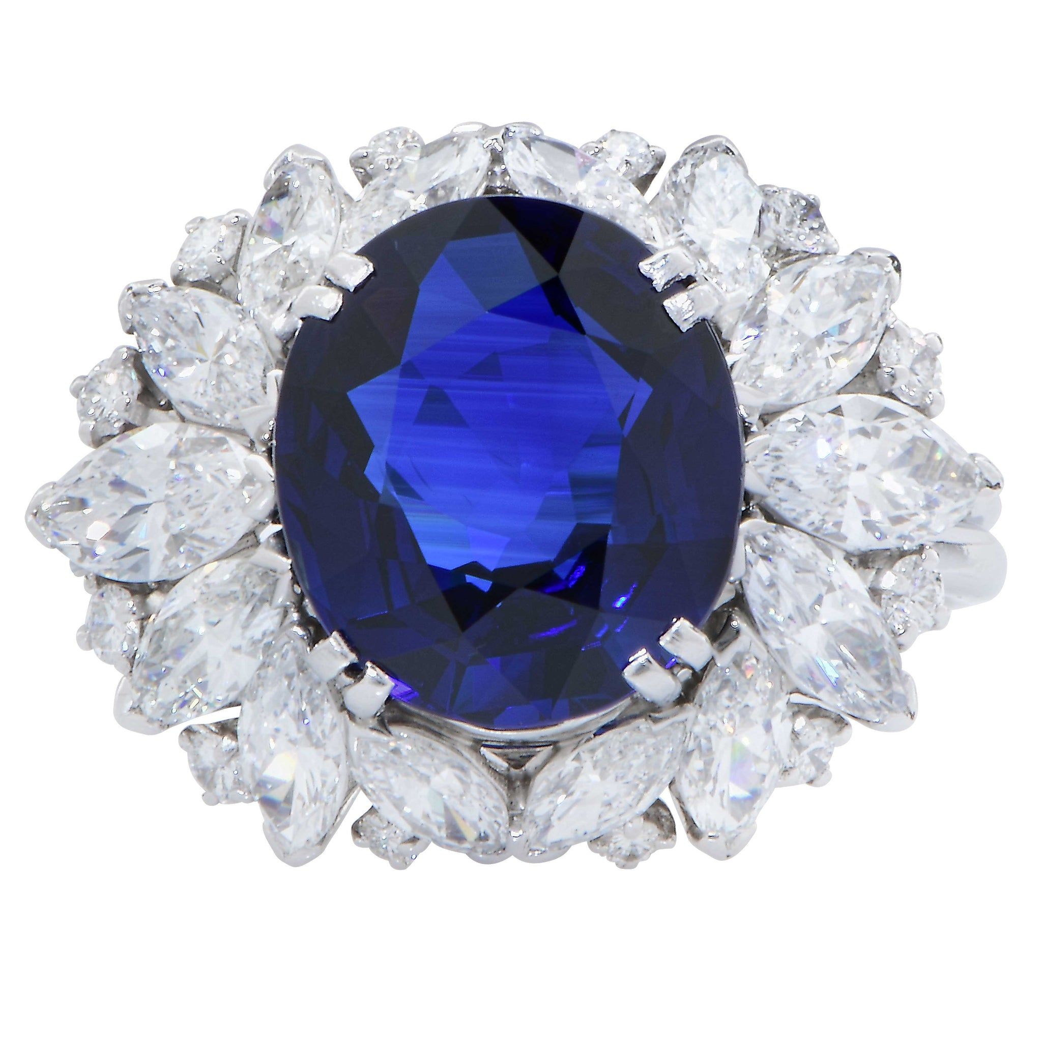 more ct cut ii rings cushion blue views natural sapphire saphire ring platinum diamond ceylon