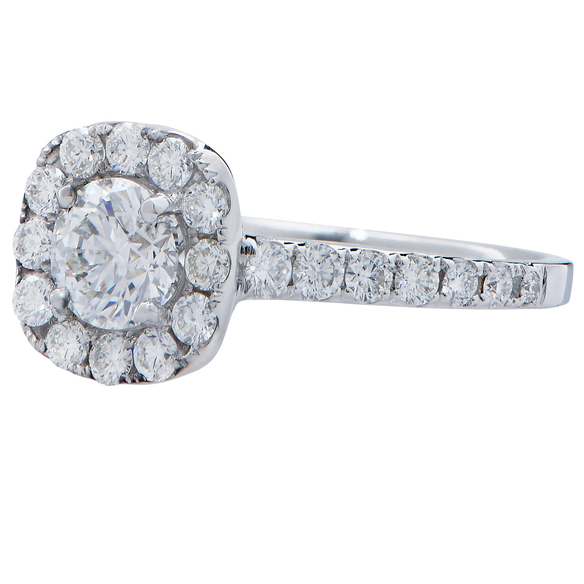 diamonds diamond d vintage side in white gold cut round ct rings twt brilliant ring engagement with