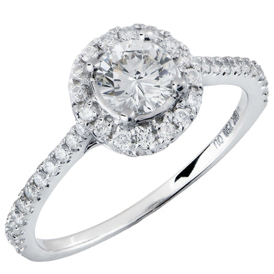 .53 Carat GIA Graded Diamond Engagement Ring