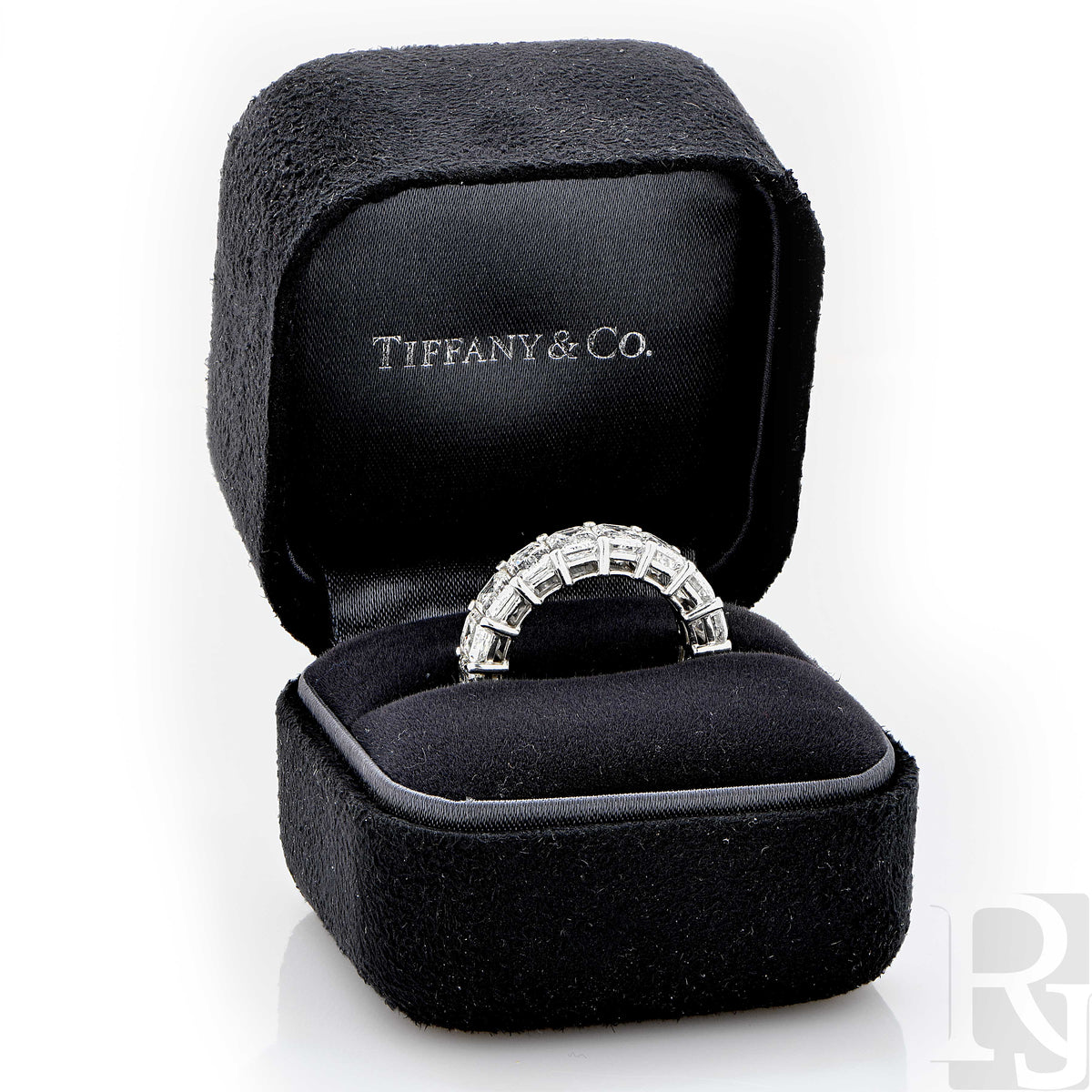 Tiffany & Company 8.98 Carat Diamond Eternity Band