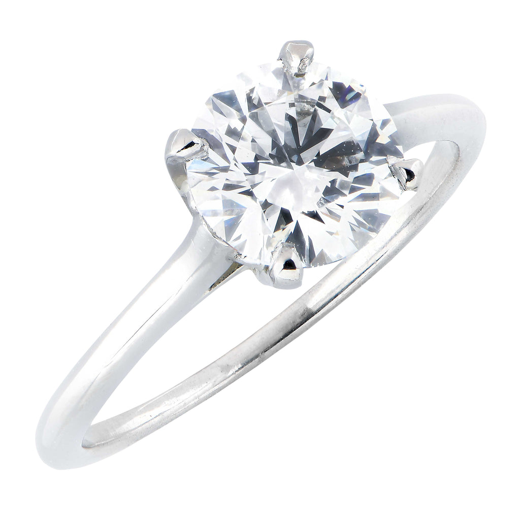 ring round carat cartier products rings gia diamond certified gls engagement c
