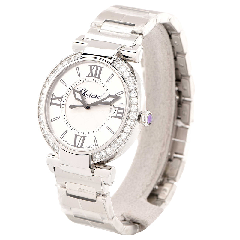 New Chopard Ladies Stainless Steel Imperiale Quartz Wristwatch