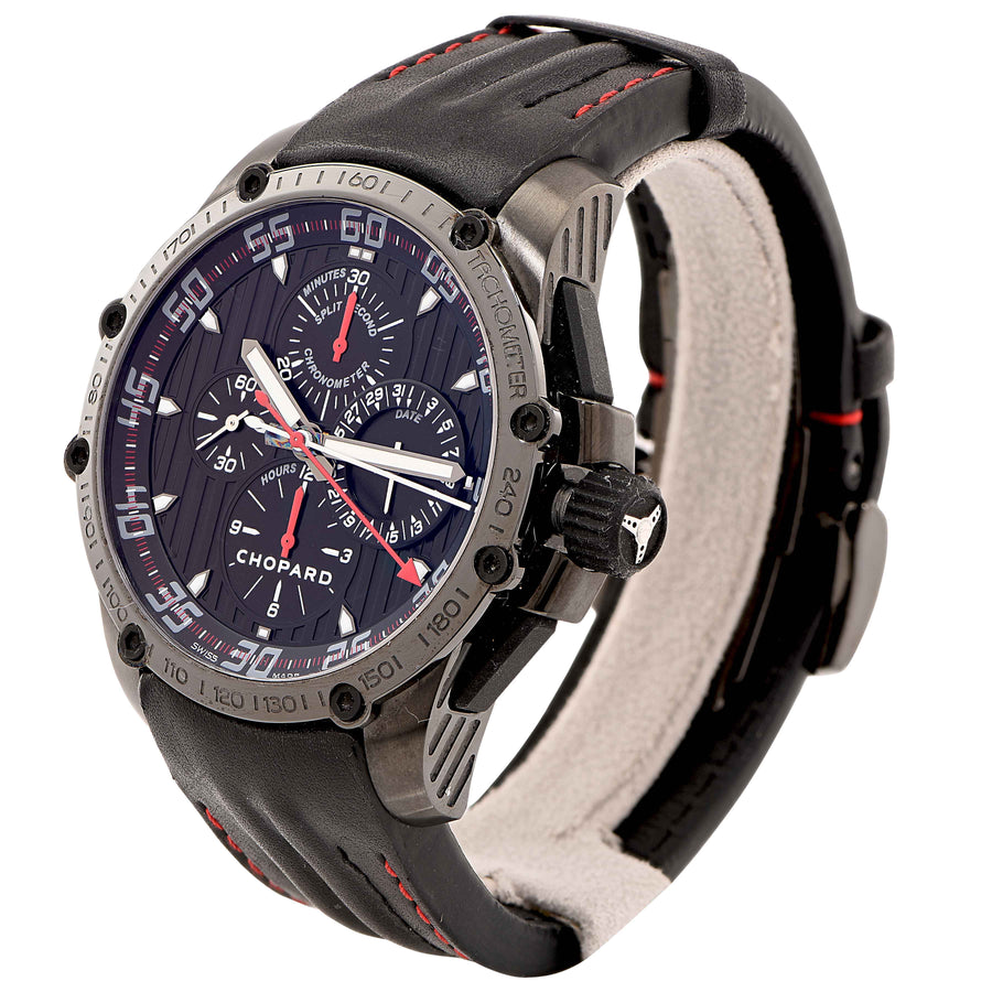 Chopard Superfast Chrono Split Second Limited Edition Wristwatch