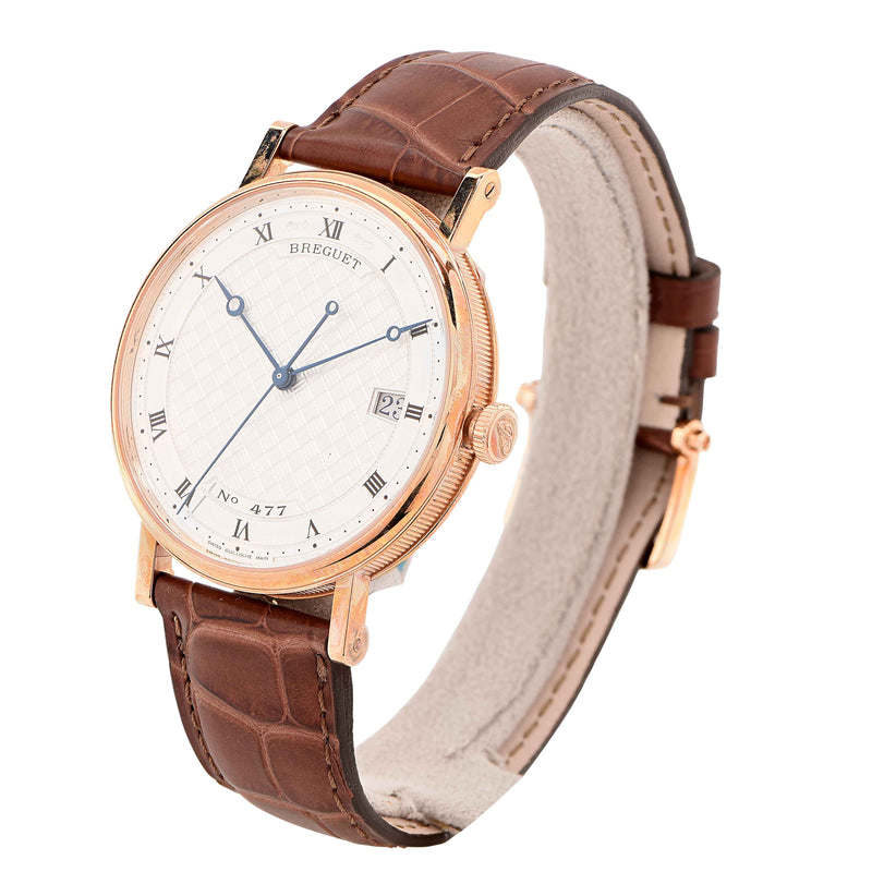 New Breguet Rose Gold Classique Automatic Wristwatch