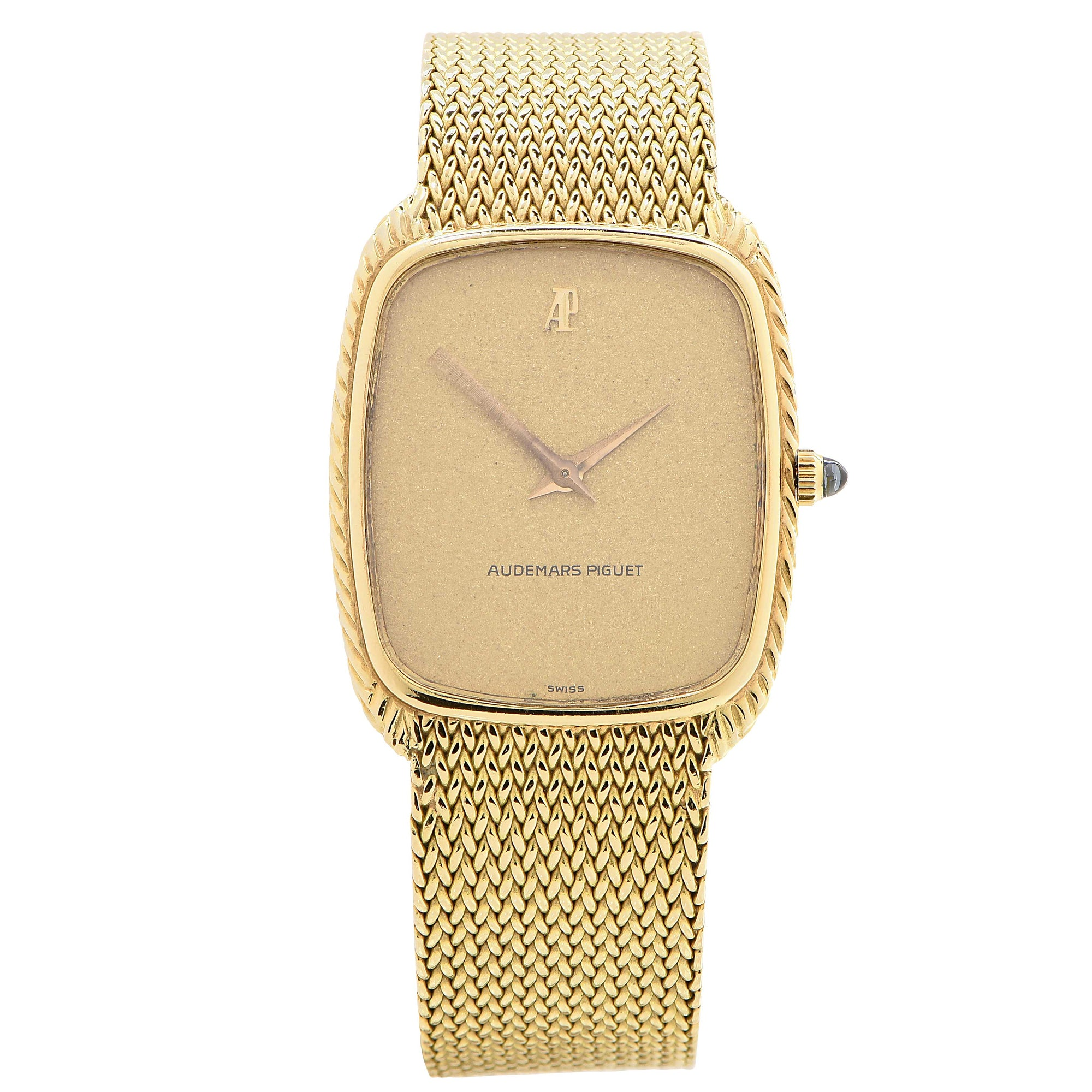 1970's Audemars Piguet Manual Wind Gold Watch