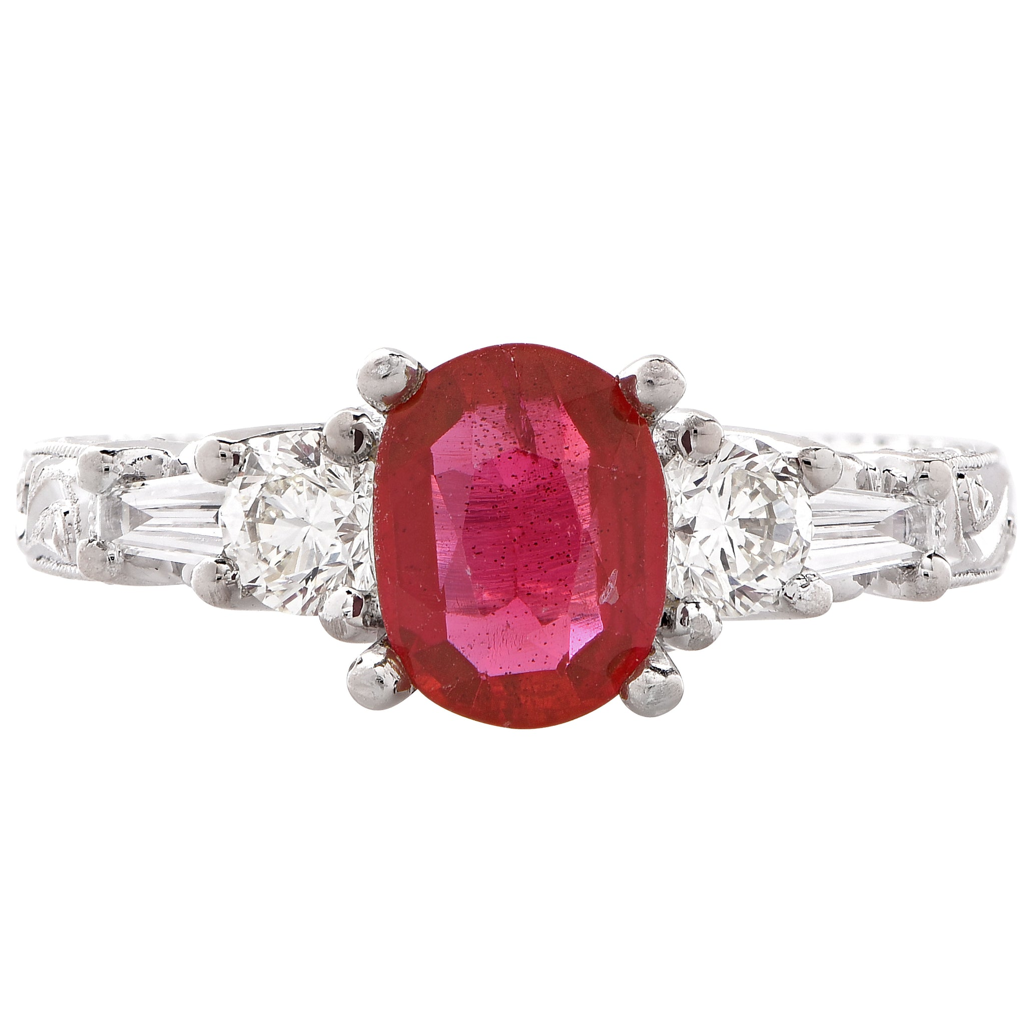 ring wedding ruby natural ringspotters and bands diamond pi rings engagement