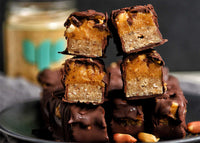 HOLOS Homemade Pumpkin Candy Bars