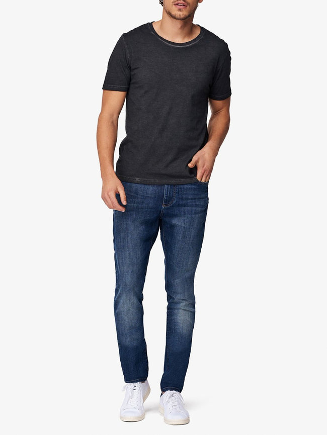 Men - Slim Blue Denim - Cooper Tapered Slim Rifle - DL1961