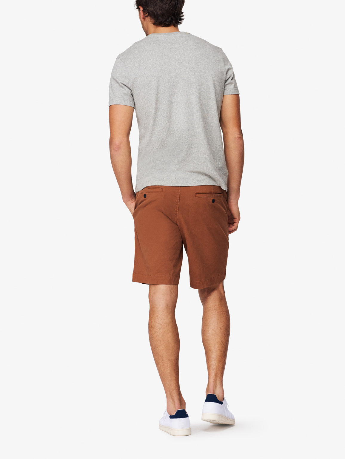 Jake Chino Short | Terracotta DL 1961 Denim