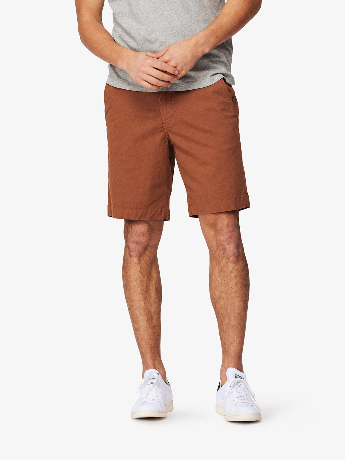Image of Jake Chino Short / Terracotta