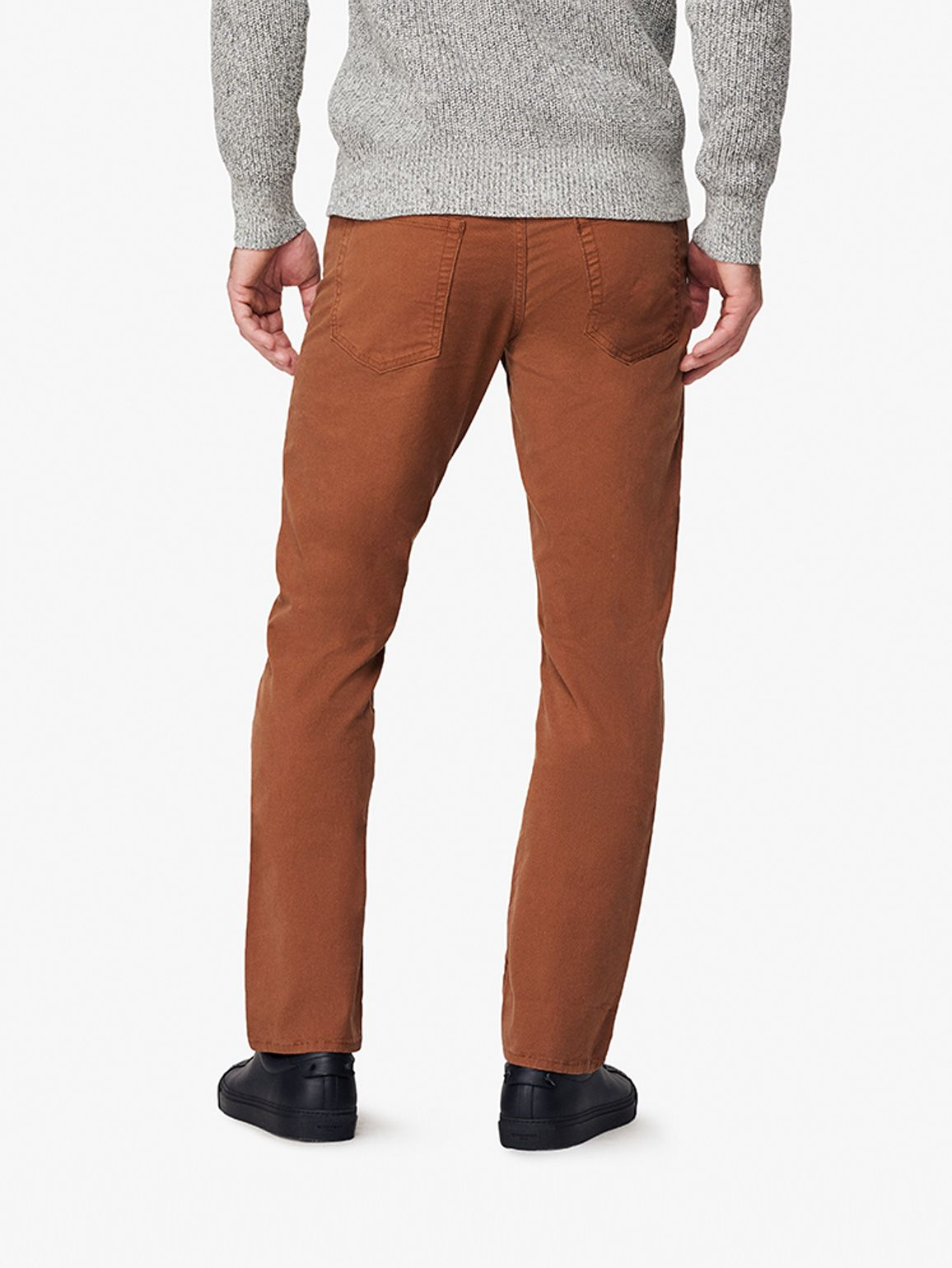 Russell Slim Straight | Terracotta