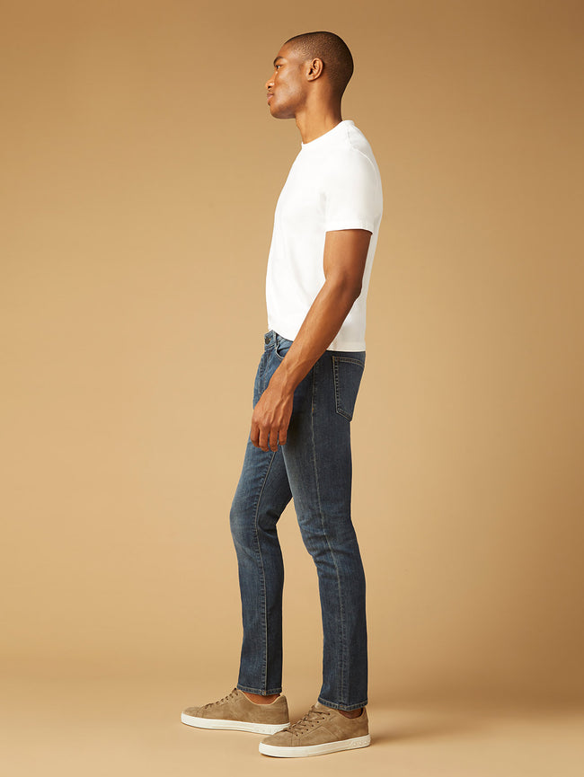 Cooper Tapered Slim | Assemble (Mid-Indigo)