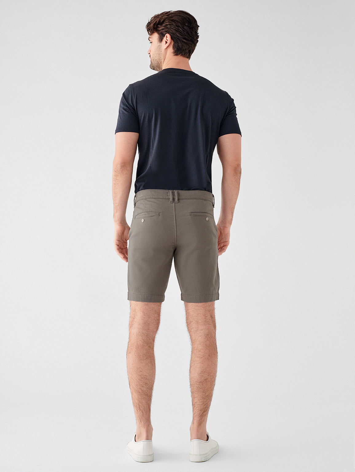 Jake Chino Short | Palm Leaf