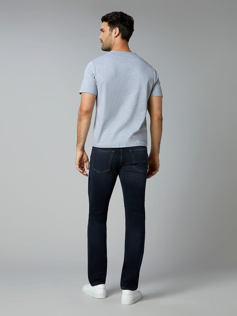 Russell Slim Straight | Theory (Dark Indigo)