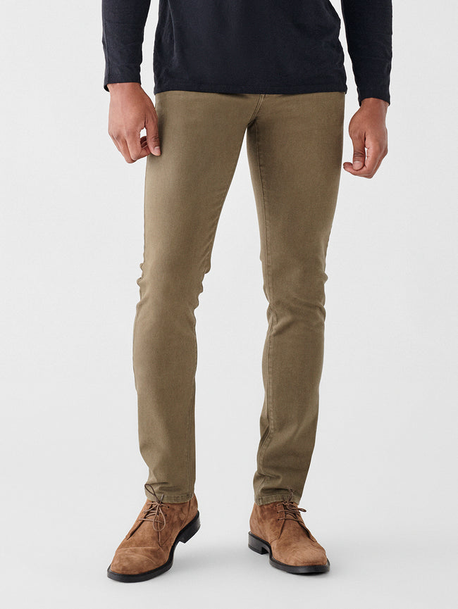 Nick Slim | Olive Drab
