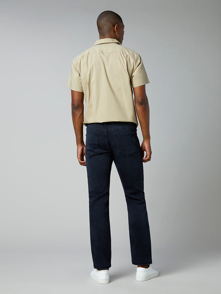 Avery Relaxed Straight | Presage (Dark Indigo)