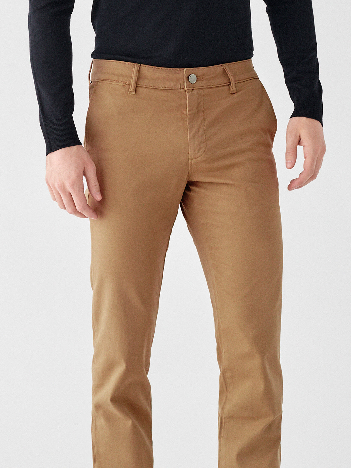 Ivan Slim Chino | Light Khaki