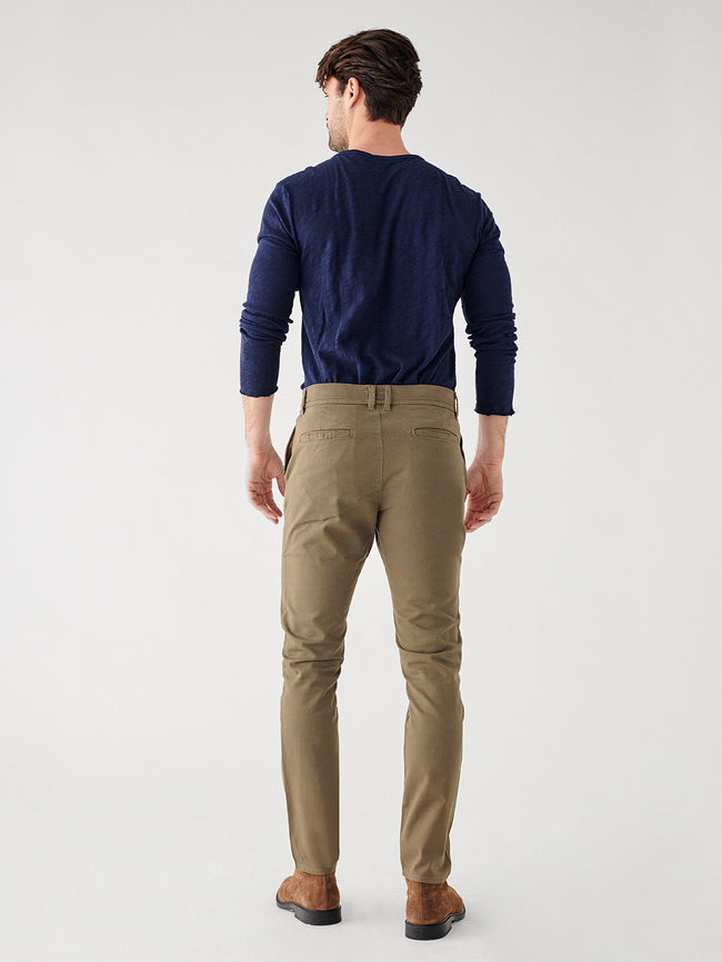 Duke Tailored Chino | Olive Drab