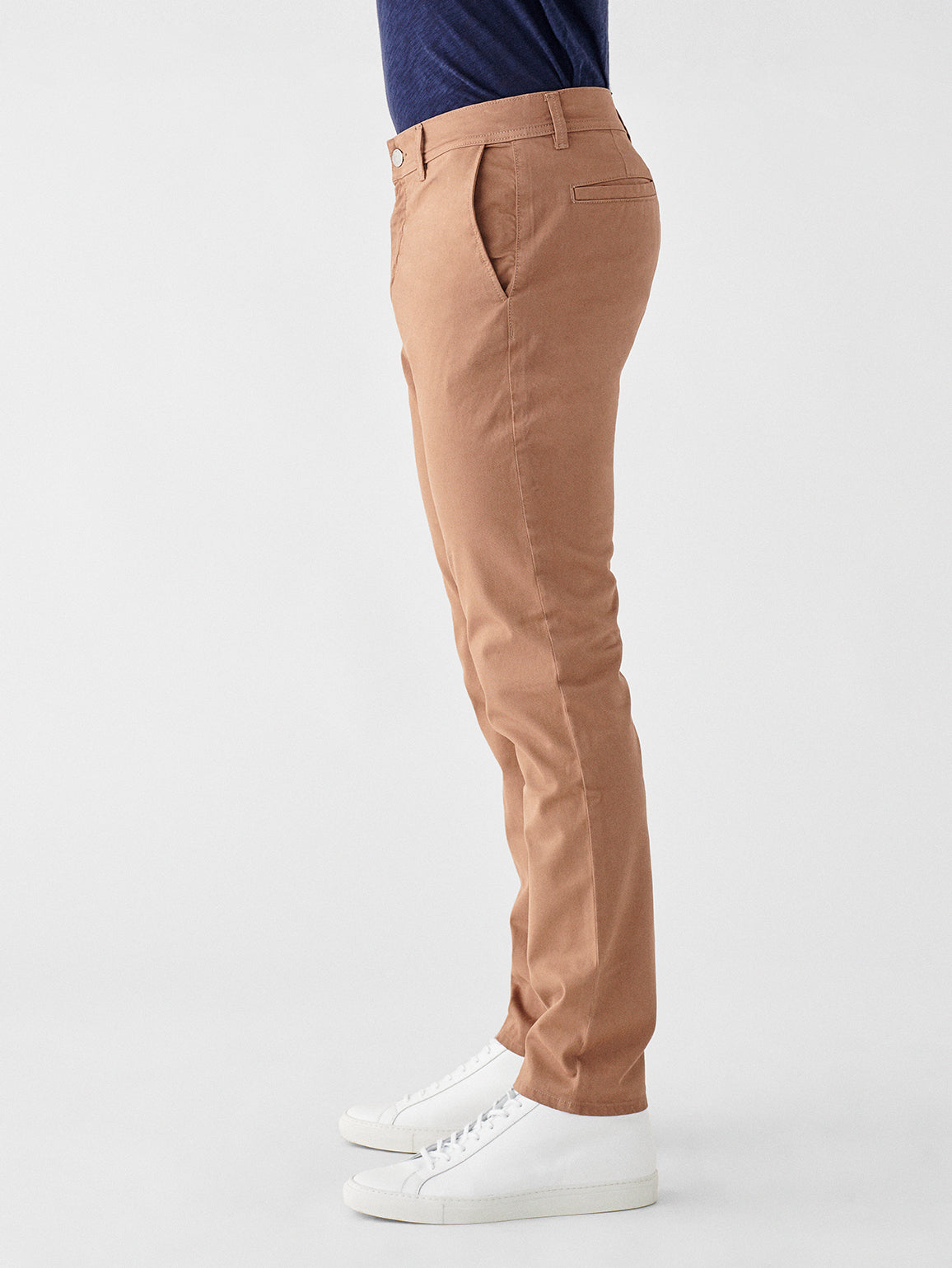 Duke Tailored Chino | Dark Tan