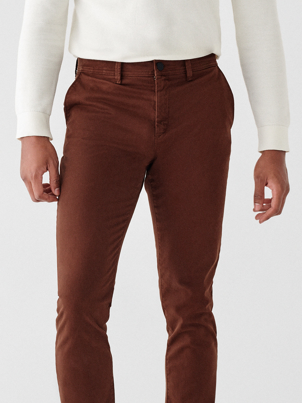Duke Tailored Chino | Pinecone