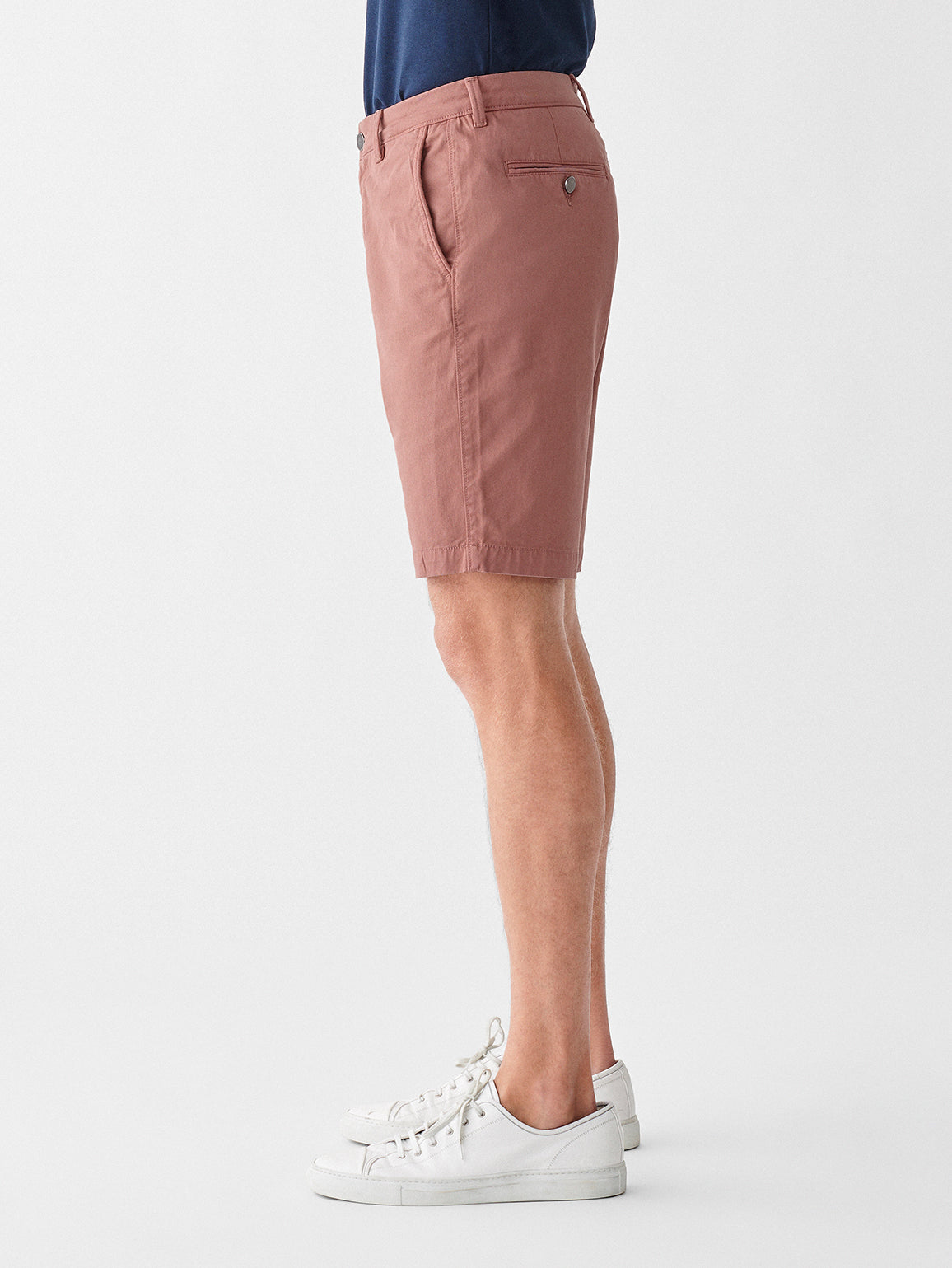 Jake Chino Short | Red Bark