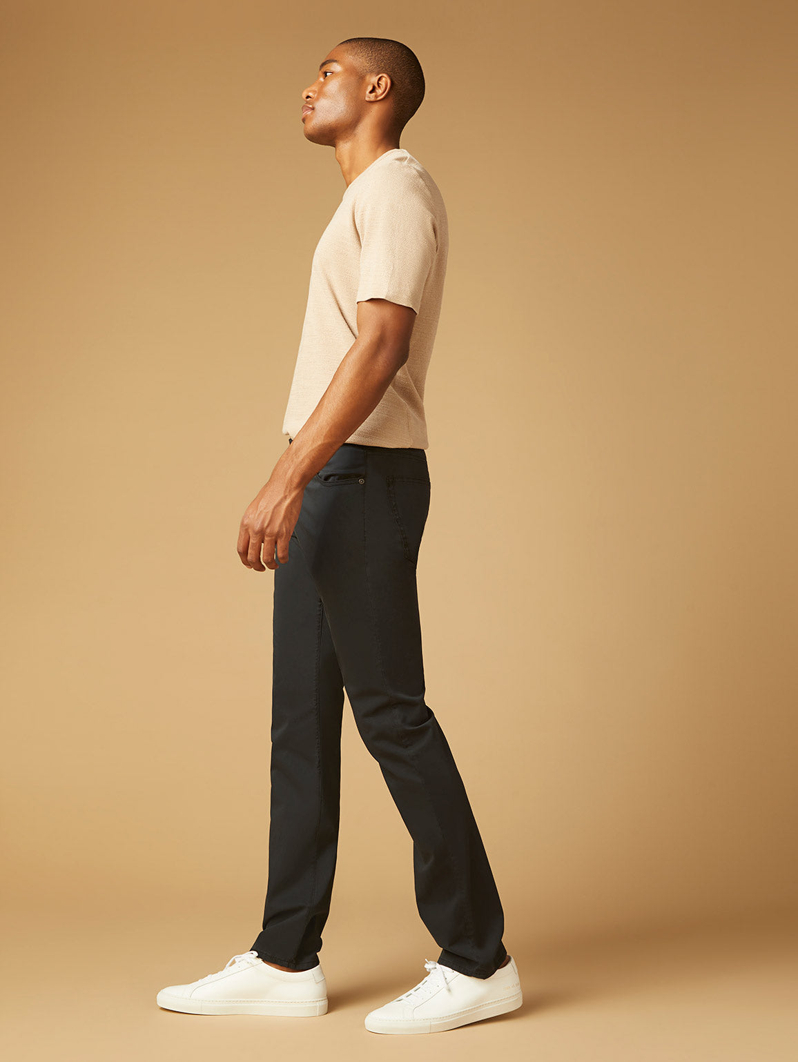 Russell Slim Straight | Oxford Navy