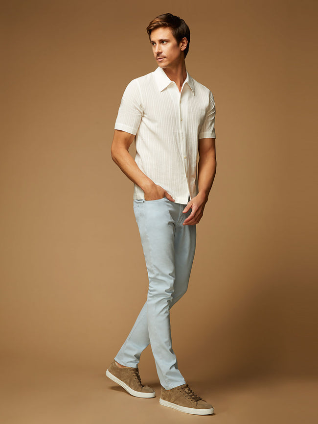 Cooper Tapered Slim | Blue Jay