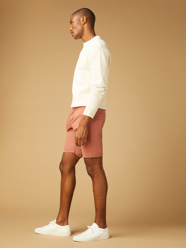 Jake Chino Short | Baja Red