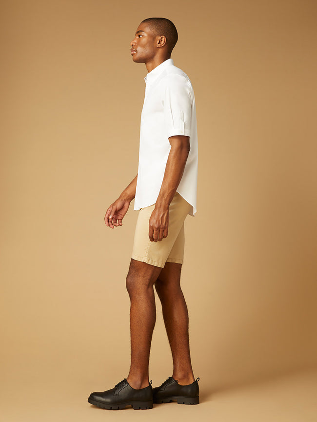 Jake Chino Short | Sand Dollar