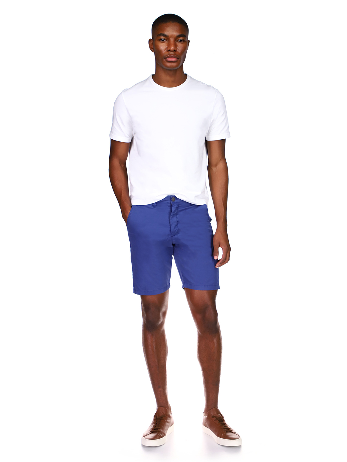 Jake Chino Short | Royal Blue