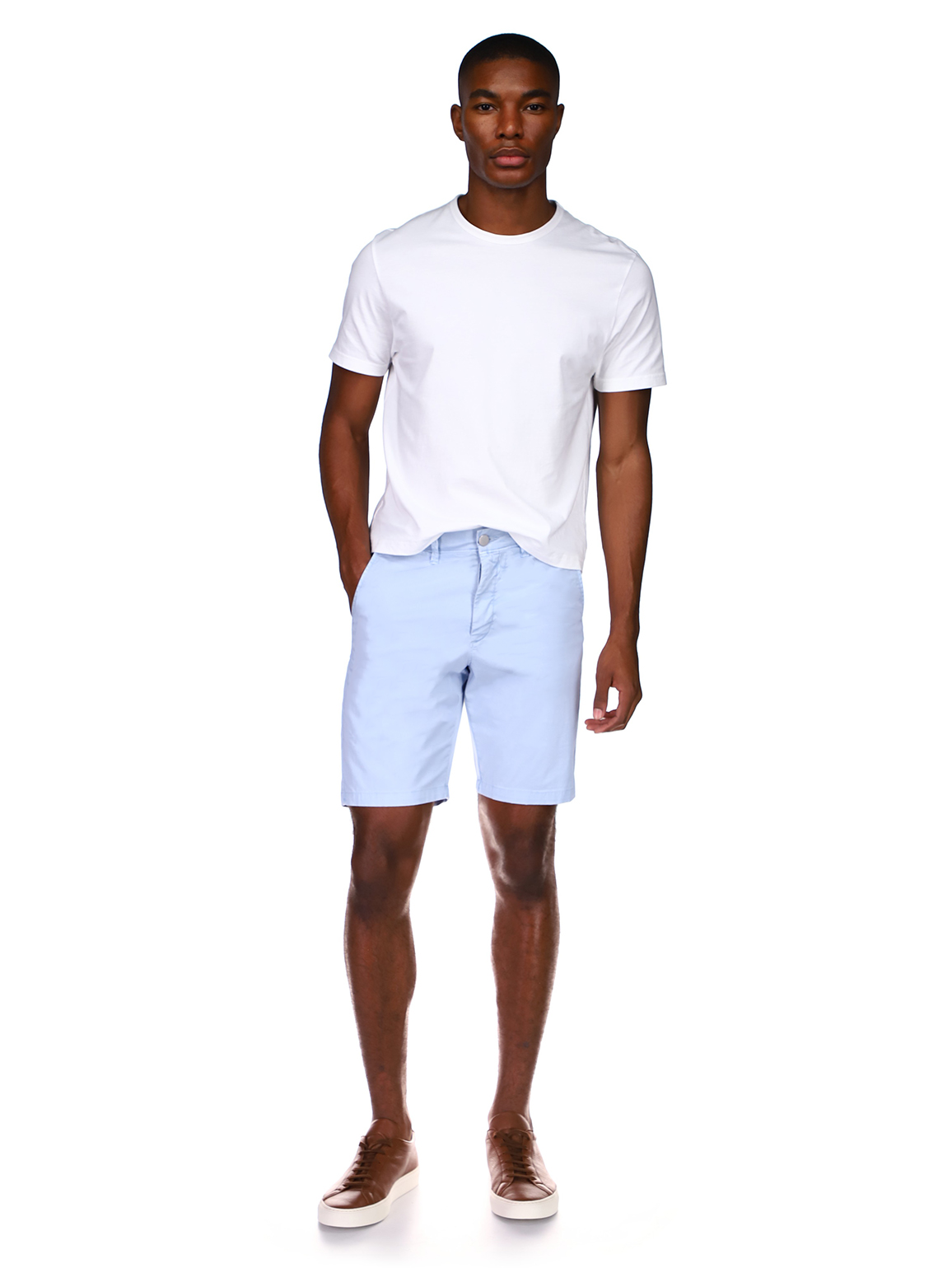 Jake Chino Short | Blue Jay