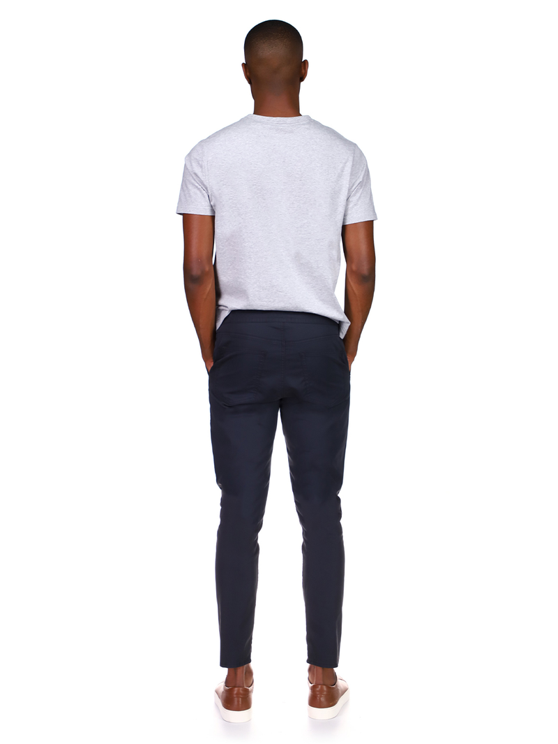 Jay Track Chino | Oxford Navy