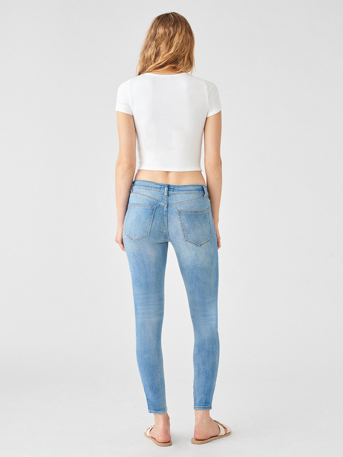 Women - Emma Low Rise Skinny | Lorain - DL1961