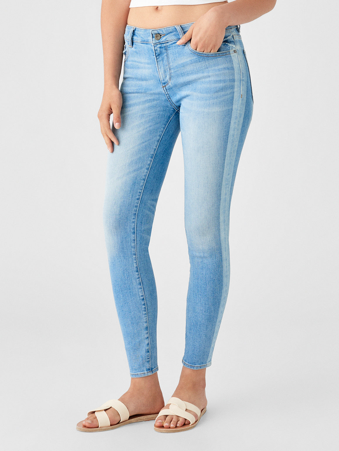 Women - Florence Ankle Mid Rise Skinny | Saltillo - DL1961