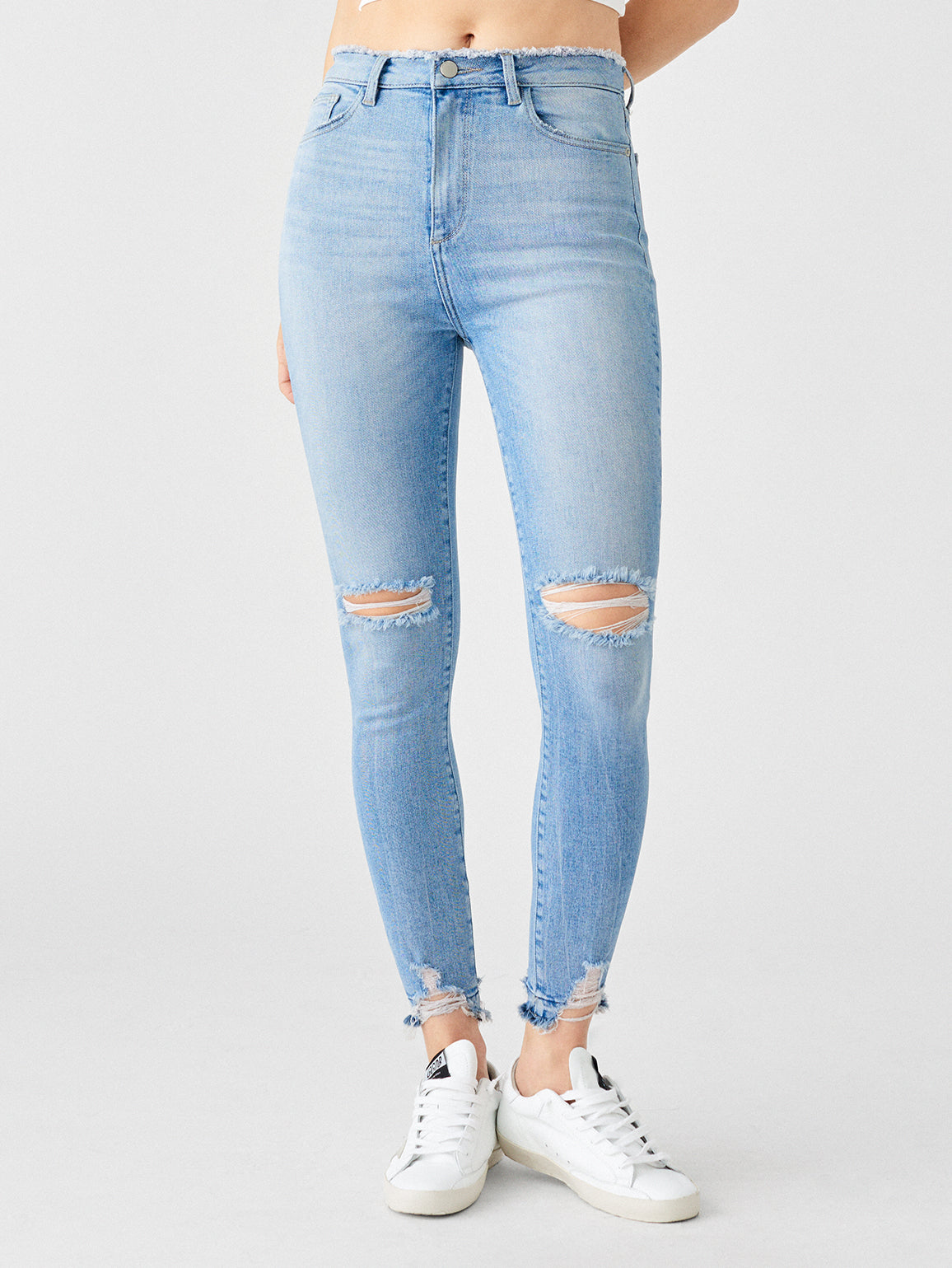 Chrissy Ultra High Rise Skinny | Lagunita