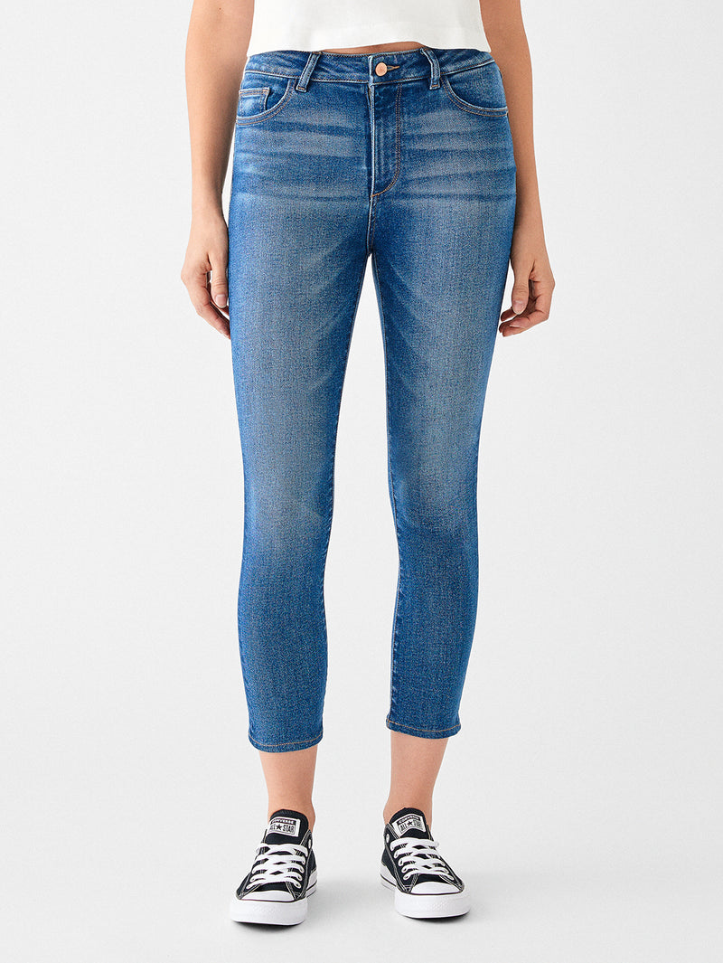 Chrissy Ultra High Rise Skinny | Ashen