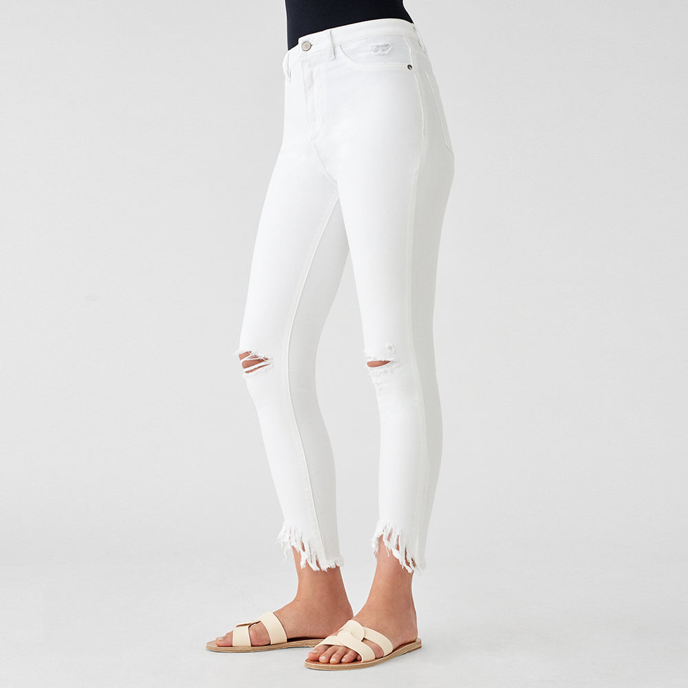 Farrow Ankle High Rise Skinny | Clapton
