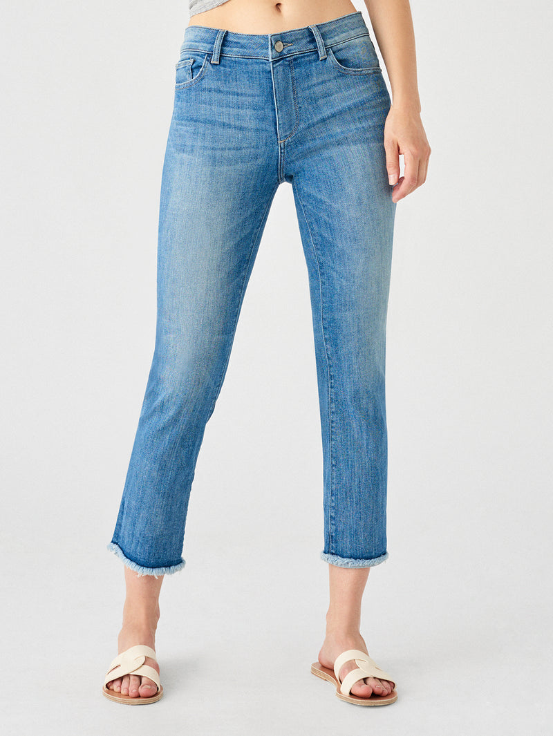 Jerry High Rise Vintage Straight | Rowan