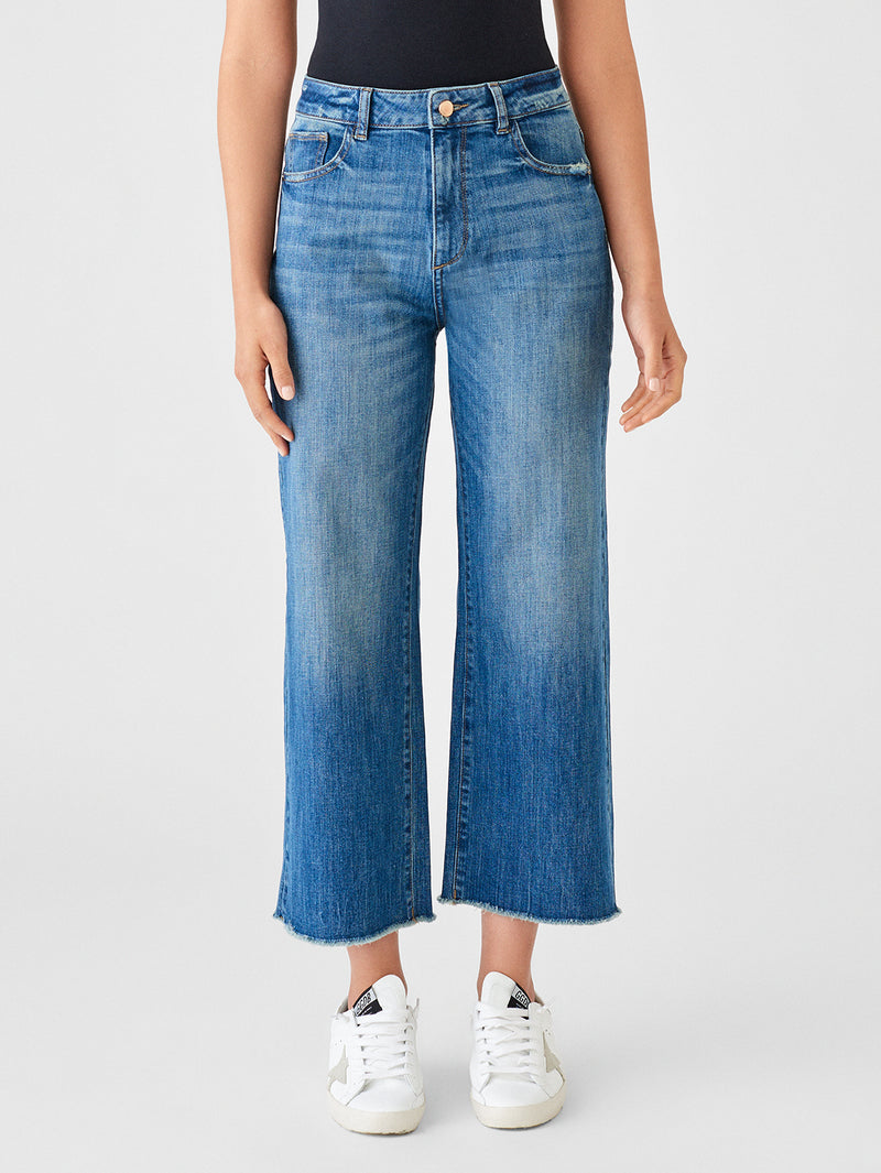 Wallace High Rise Vintage Crop Flare | Briggs