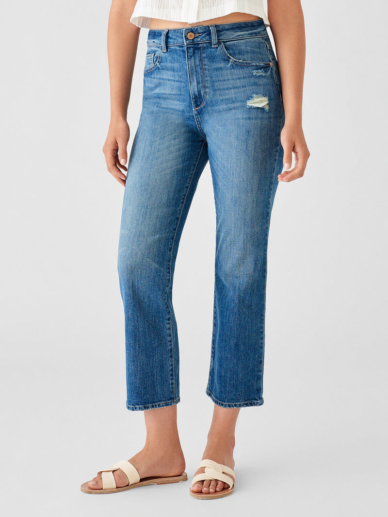 Farrow Ankle High Rise Skinny | Burton