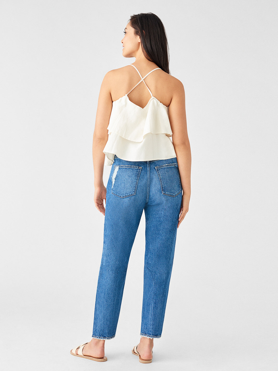 SusIe High Rise Tapered Straight | Houston
