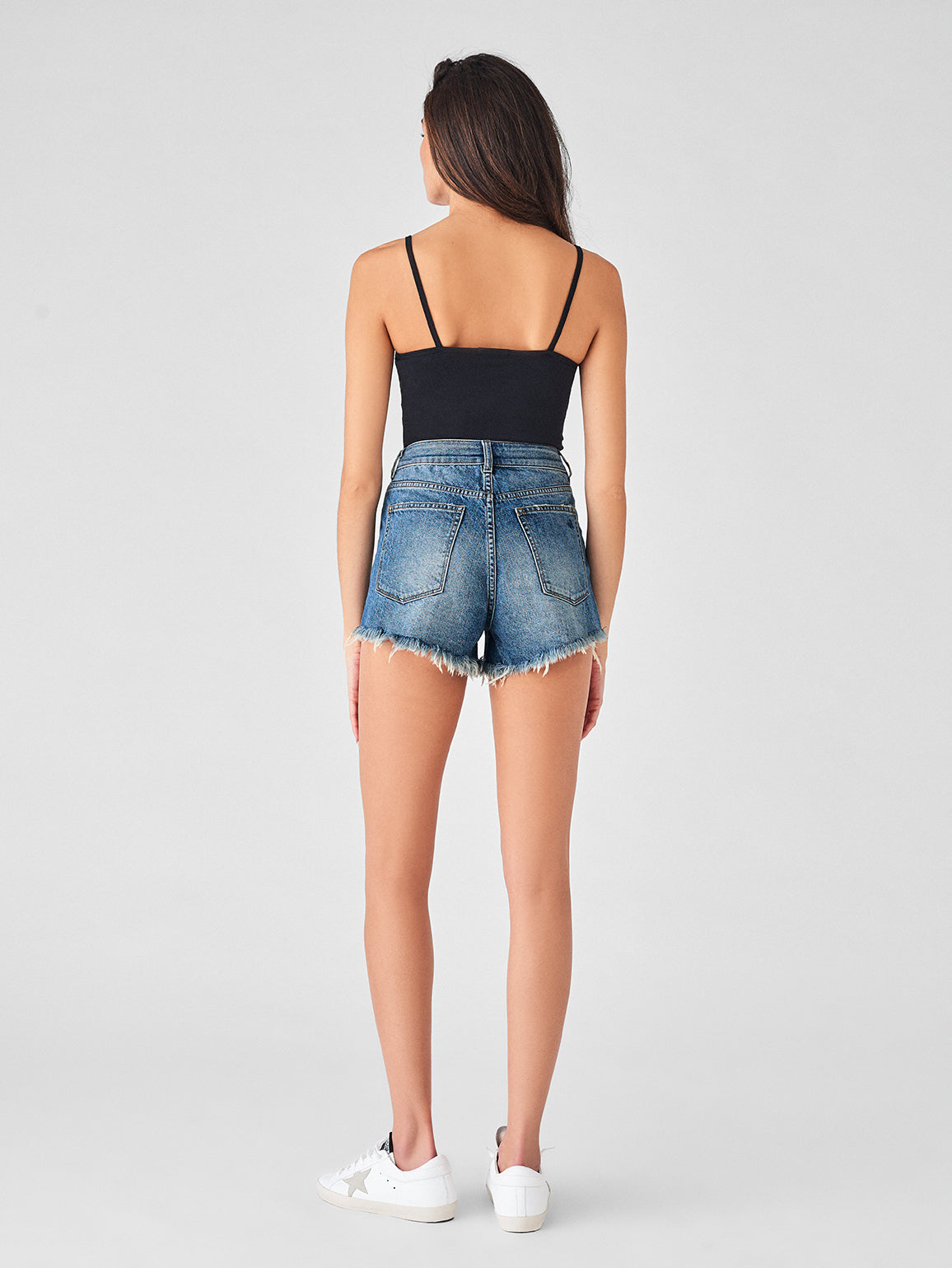 Cleo High Rise Short | Capricorn