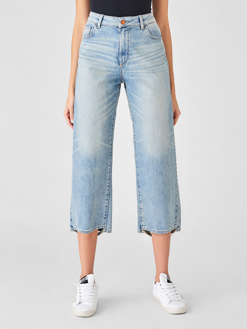Wallace High Rise Vintage Crop Flare | Fargo