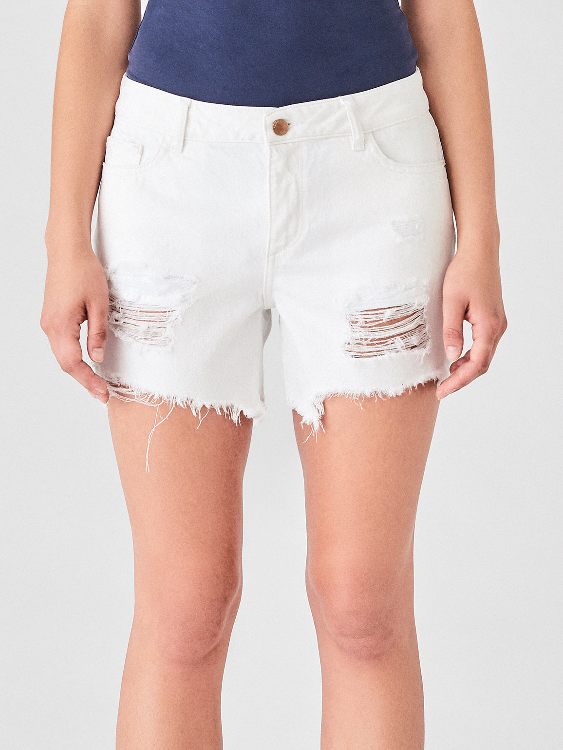 Karlie Low Rise Boyfriend Short | Howard