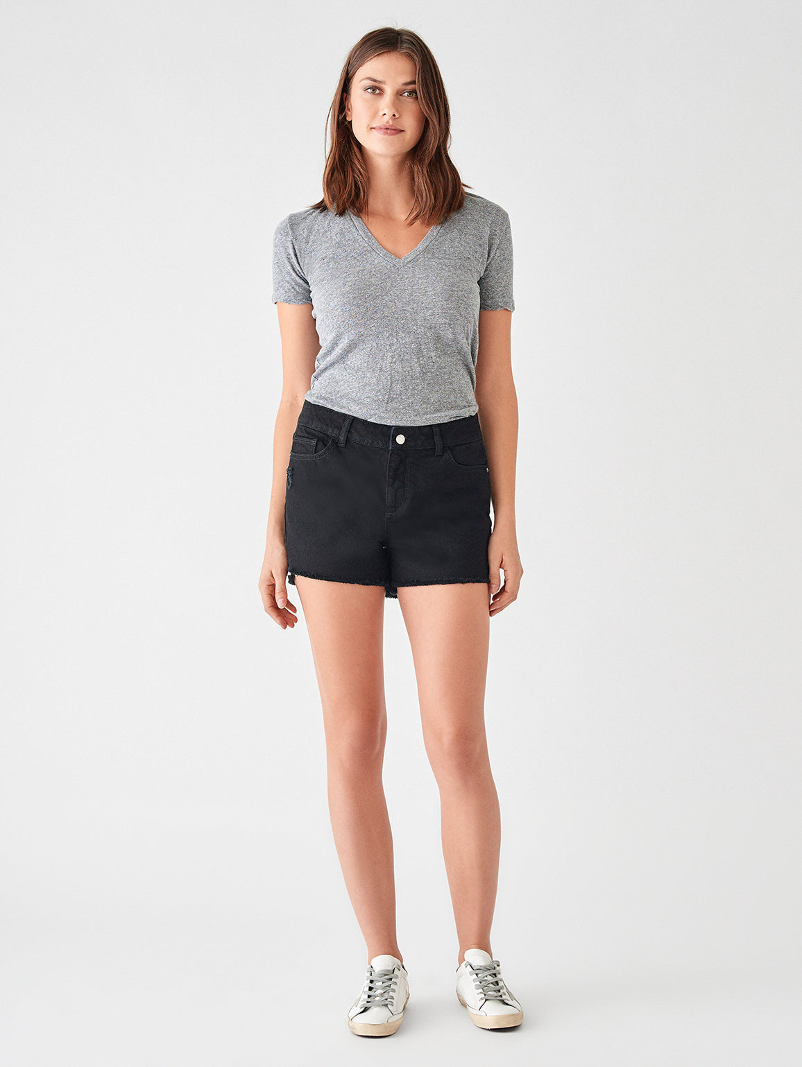 Karlie Low Rise Boyfriend Short | Arrowhead