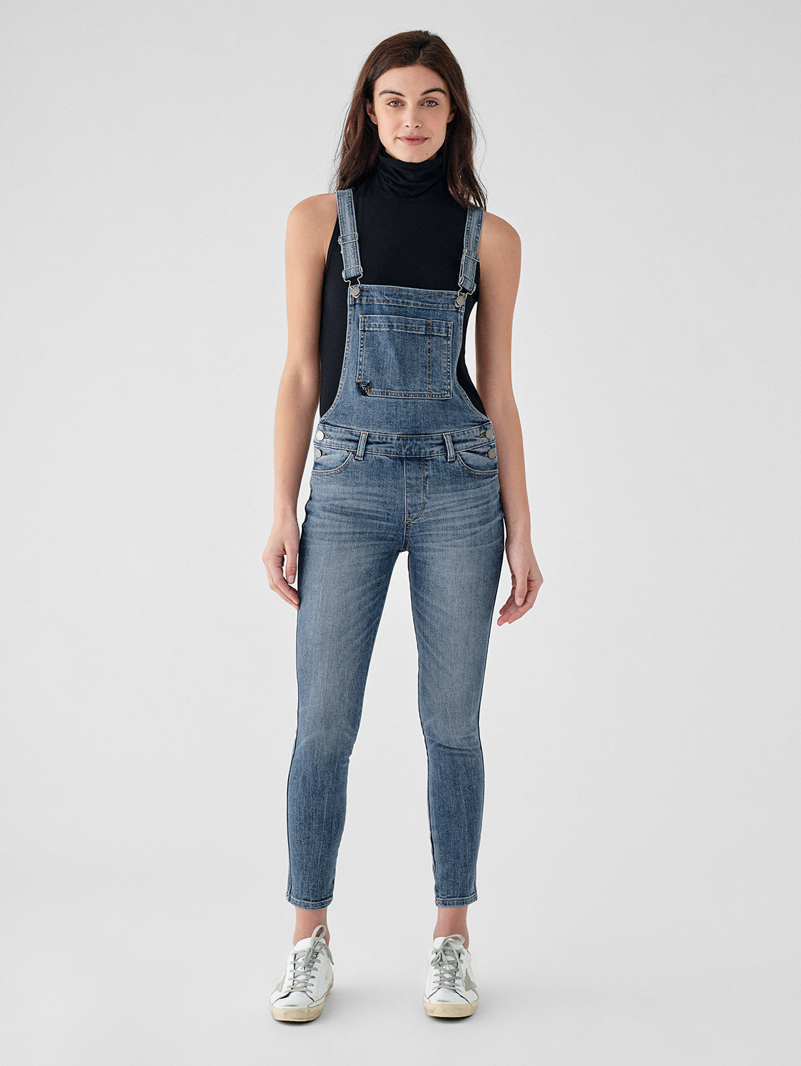 Florence Overall Mid Rise Skinny | Barrow