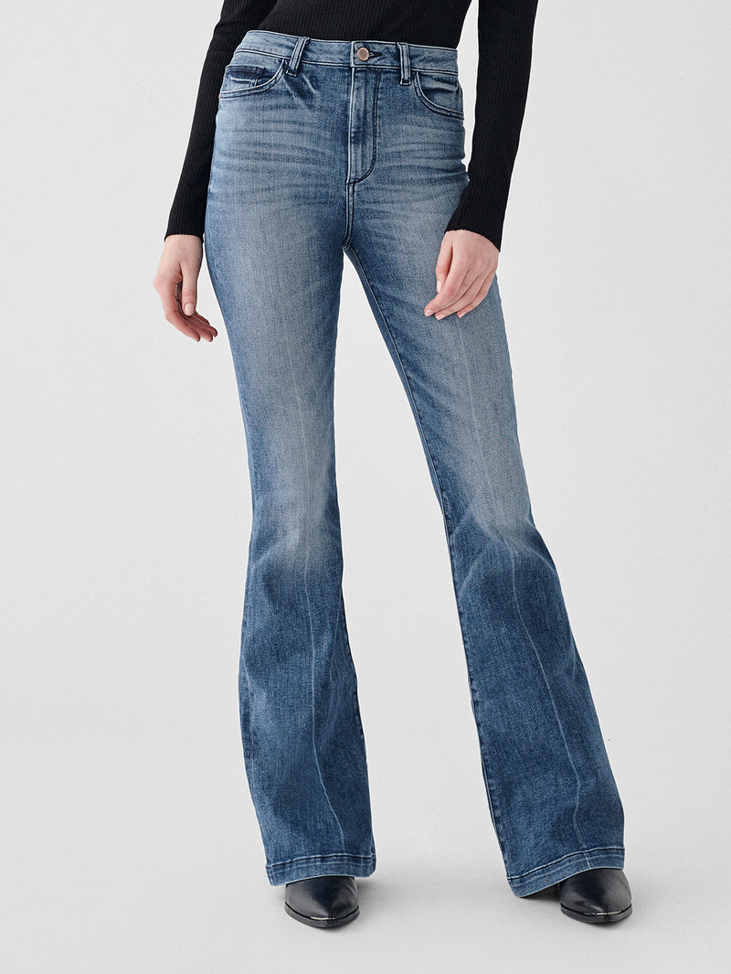 Chrissy Ultra High Rise Skinny | Weymouth