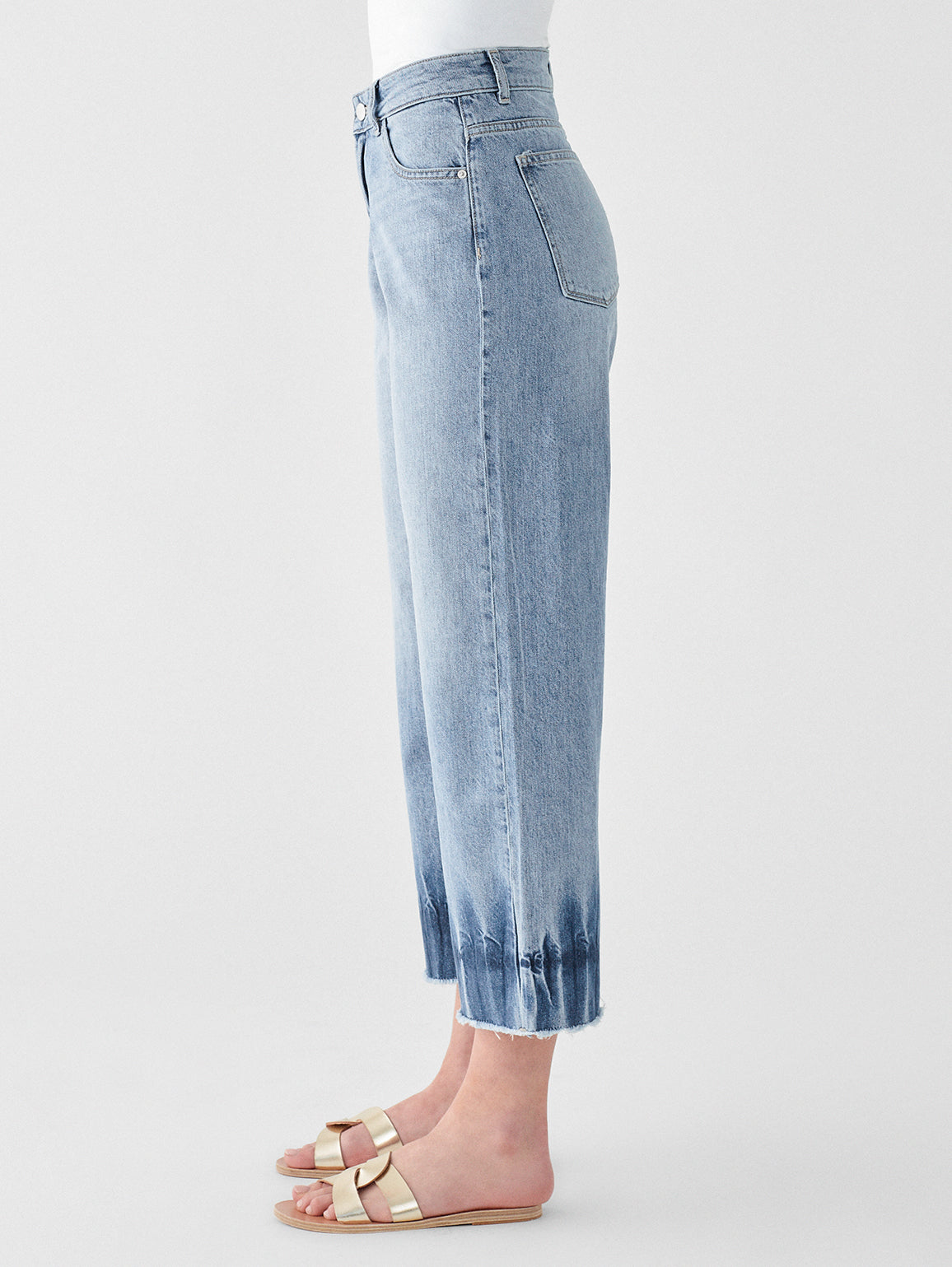 Hepburn High Rise Wide Leg | Carter