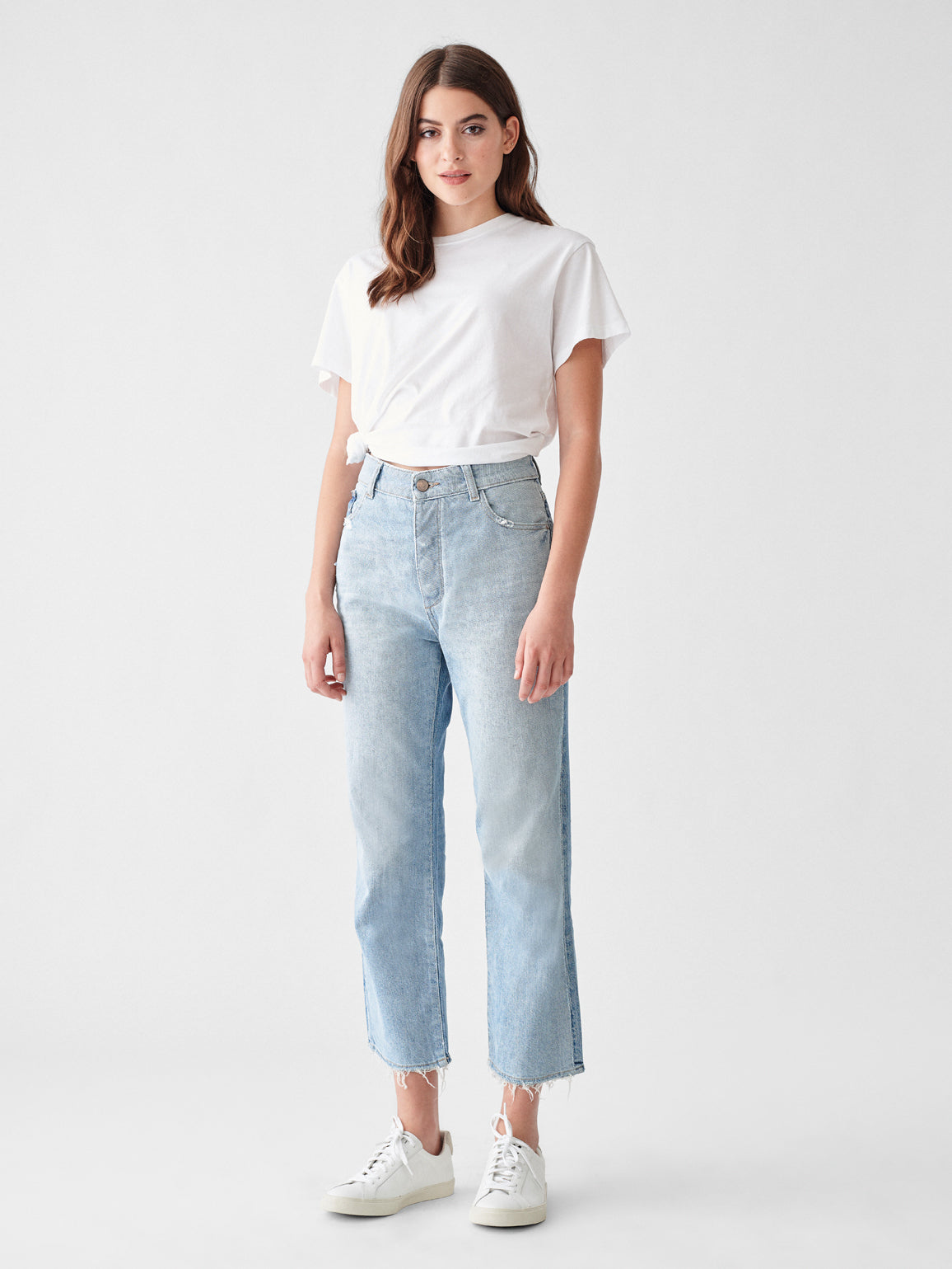 Jerry High Rise Vintage Straight | Dalida