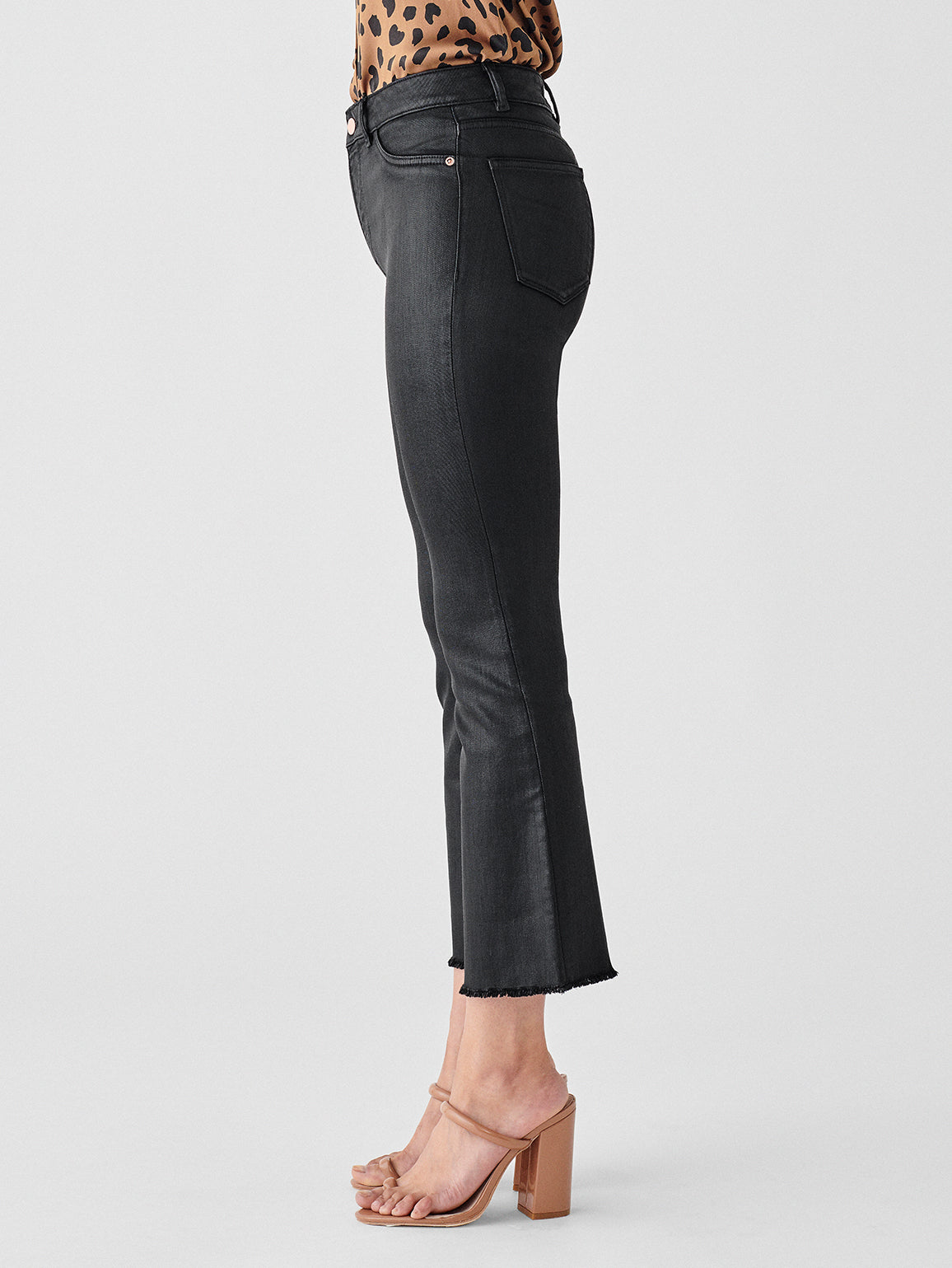 Bridget Crop High Rise Bootcut | Sonoma